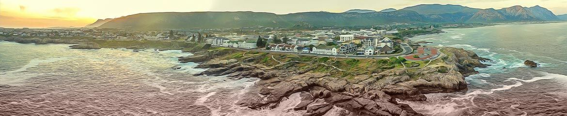 Hermanus & Surrounding Accommodation footer banner