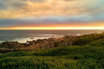 Kleinmond sunset