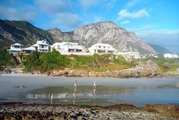 Hermanus beach, Whale Coast